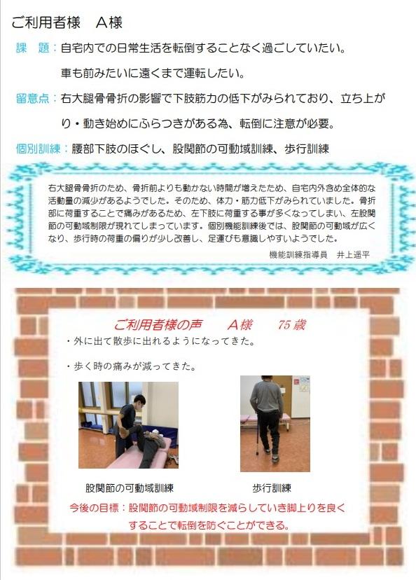 リハデイ新発田202104NEWS2